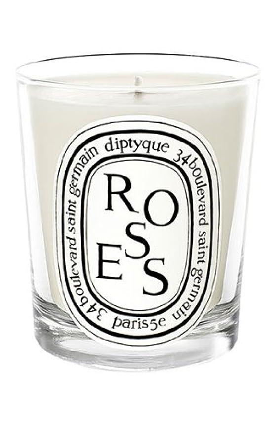 アイデア結論頑張るDiptyque - Roses Candle (ディプティック ロージーズ キャンドル)195 g