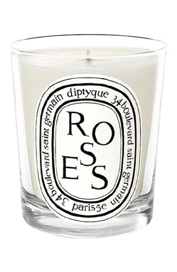 三十ナプキン持っているDiptyque - Roses Candle (ディプティック ロージーズ キャンドル) 70 g