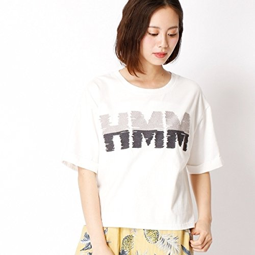 179/WG(179 WG) チェーン刺繍ロゴTシャツ