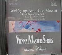 String Quartets 1 / Quartets 1 & 2 by Mozart