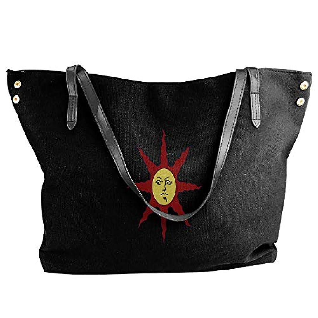 改修会社チェリー2019最新レディースバッグ ファッション若い女の子ストリートショッピングキャンバスのショルダーバッグ Dark Souls 人気のバッグ 大容量 リュック