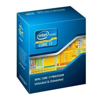 Intel CPU Core i7 3770K 3.5GHz 8M LGA1155 Ivy Bridge BX80637I73770K【BOX】