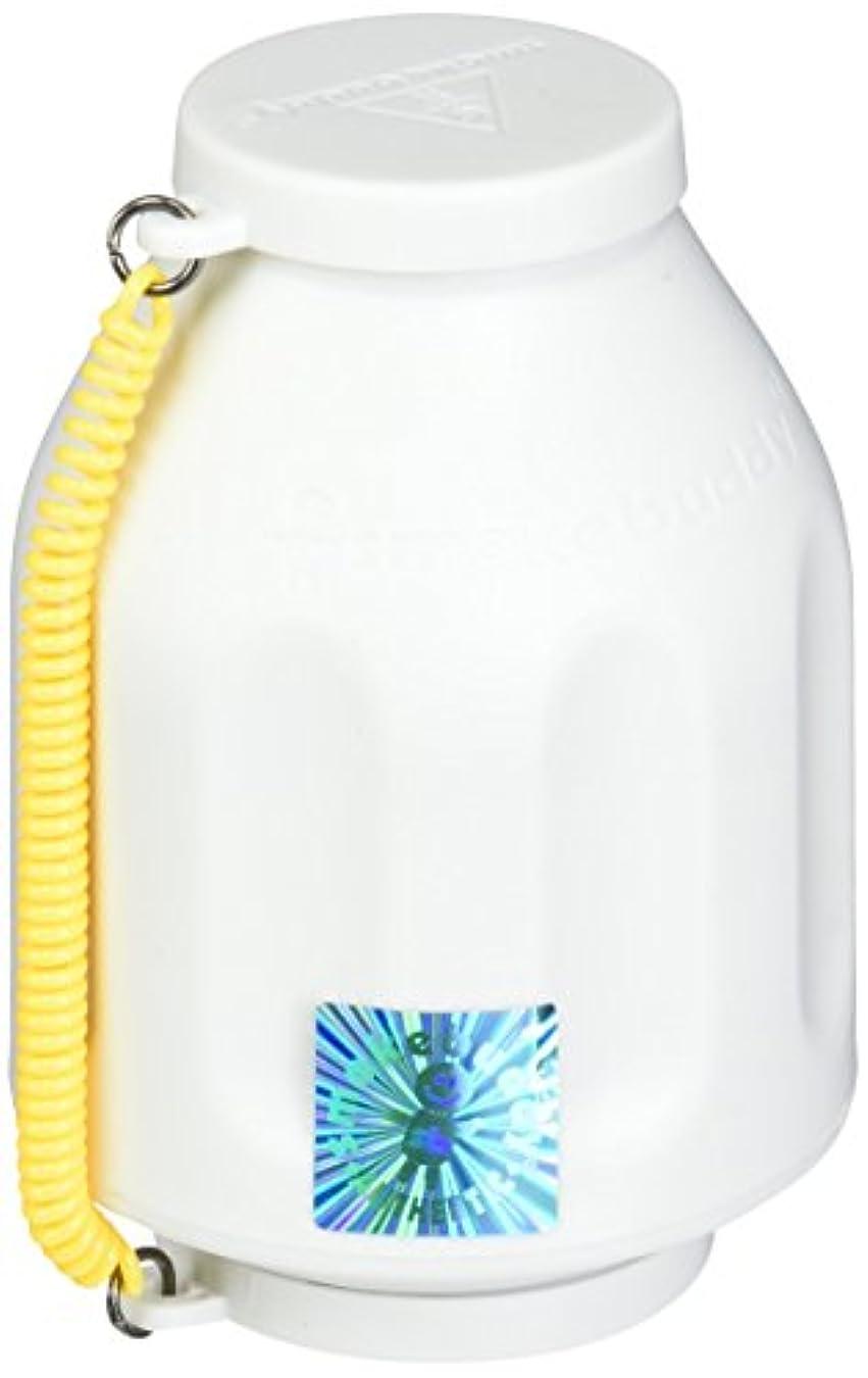 保持する思慮のない可動式Smoke Buddy Glow in the Dark White - Personal Air Purifiery and Odor Diffuser by smokebuddy