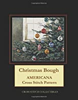 Christmas Bough: Americana Cross Stitch Pattern