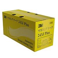3M No.243J PLUS マスキングテープ 18mm×18M 70巻入