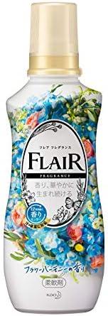 フレアフレグランス 柔軟剤 フラワー&ハーモニー 本體 5