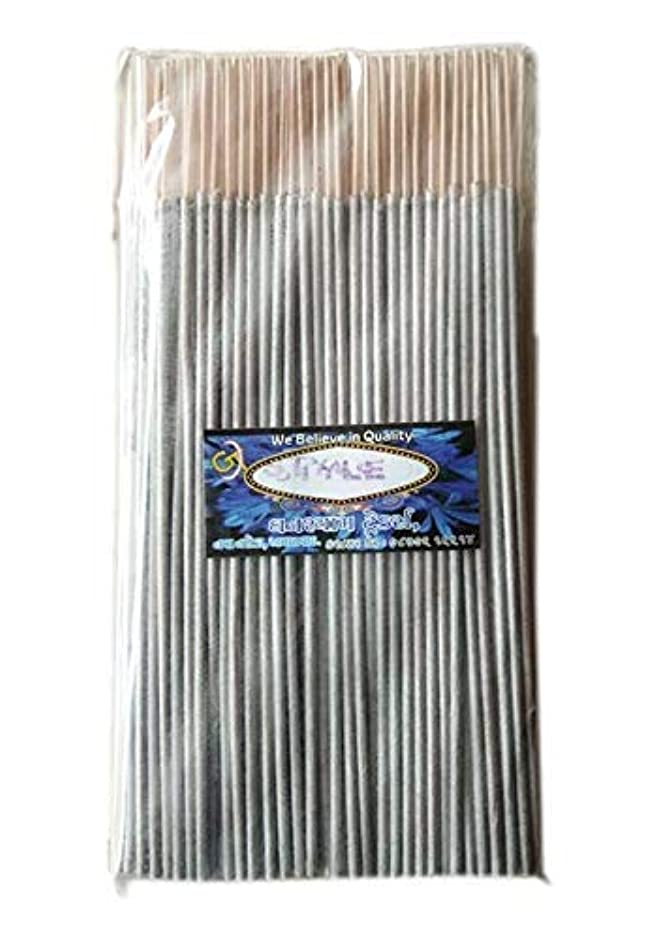 最もスプーン脅威Divyam Style Incense Stick/Agarbatti -Silver (250 GM. Pack)