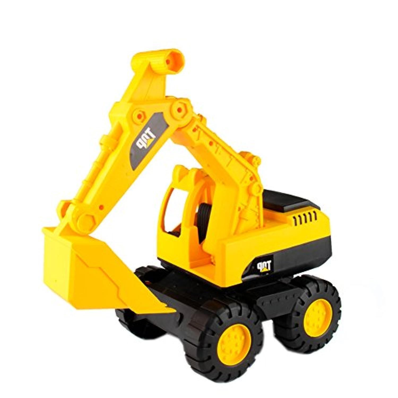 エンジニアリング車掘削モデルビーチ子供の日男の子おもちゃシミュレーションExcavator