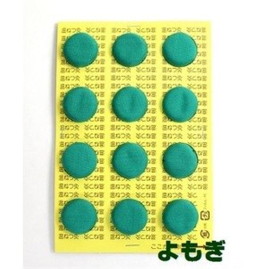 切手学校教育追放電子温ねつ灸用よもぎもぐさキャップ