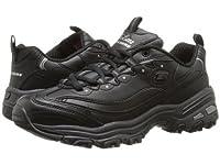 SKECHERS(スケッチャーズ) レディース 女性用 シューズ 靴 スニーカー 運動靴 D'Lites - Fresh Start - Black 9 B - Medium [並行輸入品]