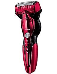 パナソニック ラムダッシュ メンズシェーバー 3枚刃 お風呂剃り可 赤 ES-ST6Q-R