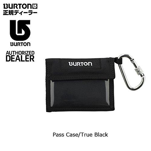(バートン)BURTON 2016年モデル パスケース JPN Pass Case/True Black/日本正規品 b04-16-189