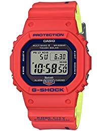 [カシオ]CASIO 腕時計 G-SHOCK ジーショック 神戸市消防局 救助隊50周年 GW-B5600FB-4JR メンズ