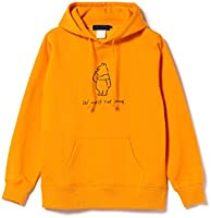(ビームスティー) BEAMS T Yu Nagaba × Pooh / One Hoodie 11132778349 ONE SIZE イエロー