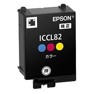 EPSON  インクカートリッジ ICCL82 カラー