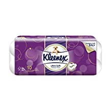 Kleenex Clean Care Bath Tissue, 200ct (Pack of 10)