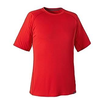 [パタゴニア] アウトドア シャツ メンズ 45651 French Red//Red US XS-(日本サイズS相当)