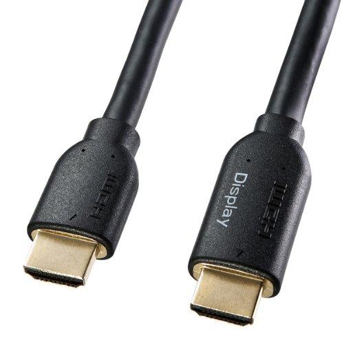 サンワサプライ HDMIケーブル ハイスピード対応/ロングタイプ HDMI[オス]-HDMI[オス] 30m/ブラック KM-HD20-A300L3