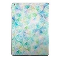 iPad mini4 スキンシール apple アップル アイパッド ミニ A1538 A1550 タブレット tablet シール ステッカー ケース 保護シール 背面 人気 単品 おしゃれ パステル 模様 柄 012068