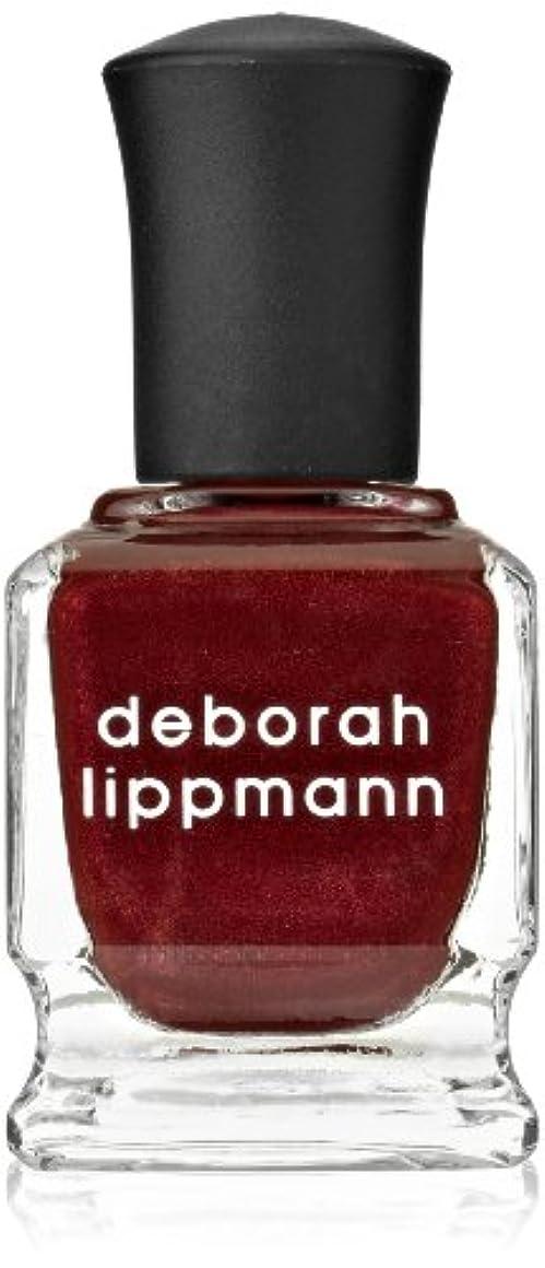 影のある郵便定刻[Deborah Lippmann] デボラリップマン ビッチズブリュウ BITCHES BREW 容量15mL