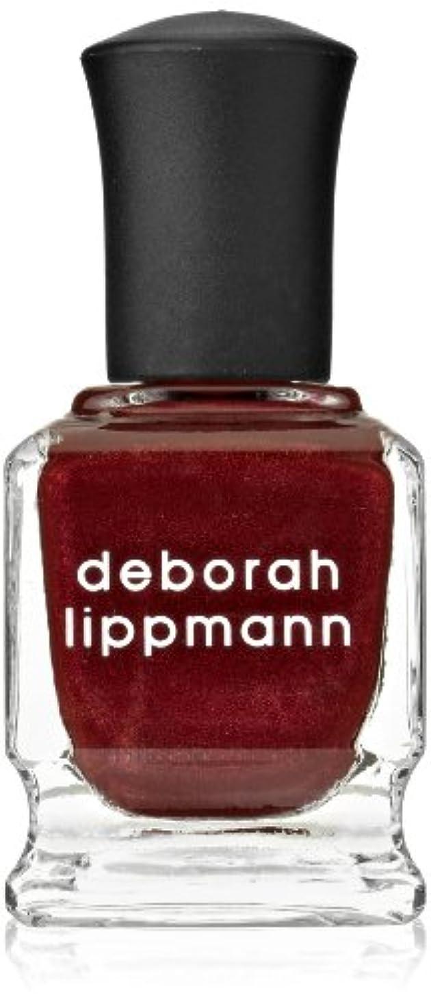 事業ティーム徴収[Deborah Lippmann] デボラリップマン ビッチズブリュウ BITCHES BREW 容量15mL