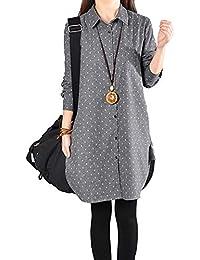 6c75b008d5a0c Amazon.co.jp  3L - ワンピース・チュニック   ワンピース・ドレス  服 ...