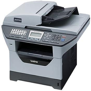 ブラザー工業 A4モノクロレーザー複合機 JUSTIO 30PPM/両面印刷/SuperG3 FAX/ADF/有線・無線LAN MFC-8890DW