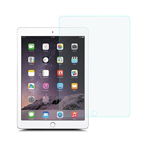 iPad Pro 10.5ガラスフィルム Getron 高品質な強化ガラスフ...