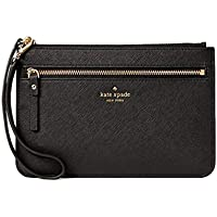 Kate Spade Laurel Way Wristlet Wallet Clutch Bag - Black