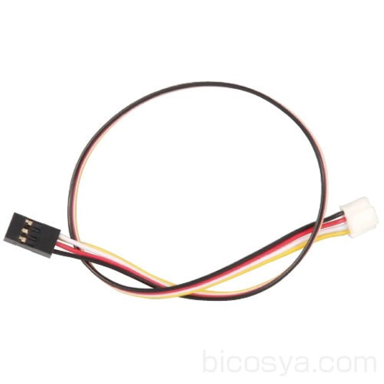 カラーセンサー接続コード(4芯30cm) Robotist ロボティスト単品パーツ