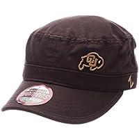 (Colorado Buffaloes, Adjustable Size, Team Color) - Women's Cadet Hat