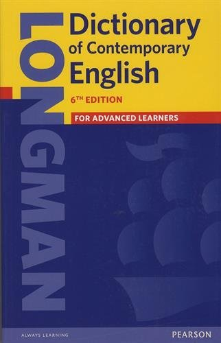 Longman Dictionary of Contemporary English (6E) Paperbackの詳細を見る