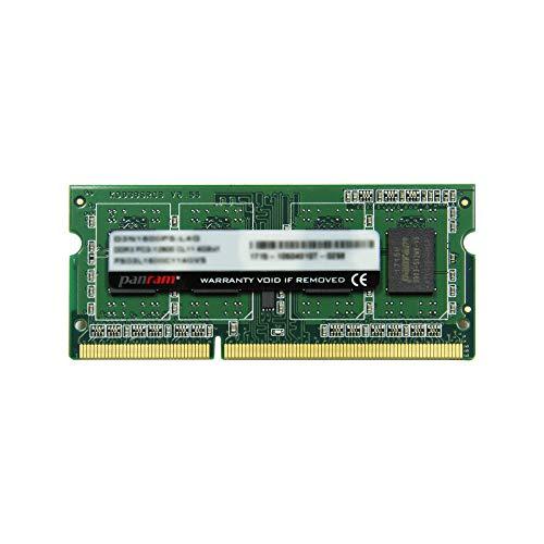シー・エフ・デー販売 ノートPC用 メモリ PC3-12800(DDR3-1600) 4GB×1枚 1.35V対応 SO-DIMM Panram B00JPXFRVK 1枚目