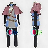 ●●サイズ選択可●●L1113LGL コスプレ衣装 ファイアーエムブレムif エポニーヌ 男性Lサイズ