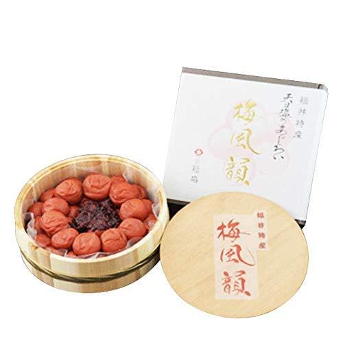 梅風韻《無添加》塩と紫蘇のみで漬けた昔ながらのしそ漬梅干し(850g)ギフト[DSK-085]