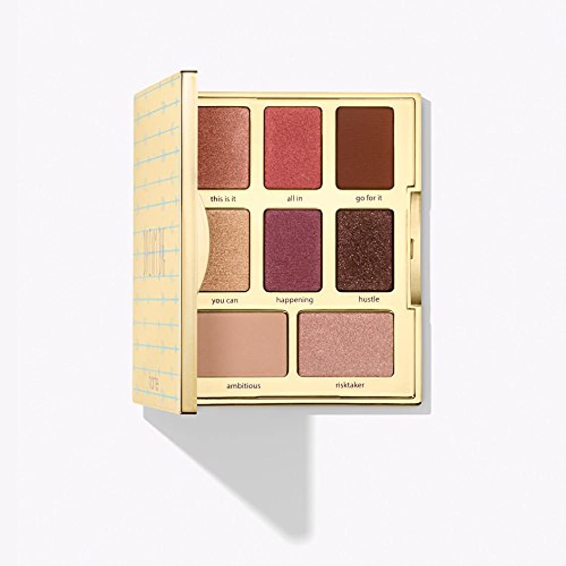 思われるブラシ前書きTarte Limited Edition Dream Big Eyeshadow Palette