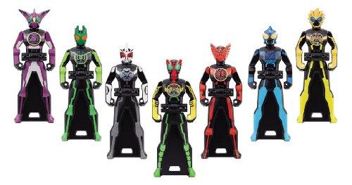 Ranger Key Series Ranger key set Kamen Rider OOO