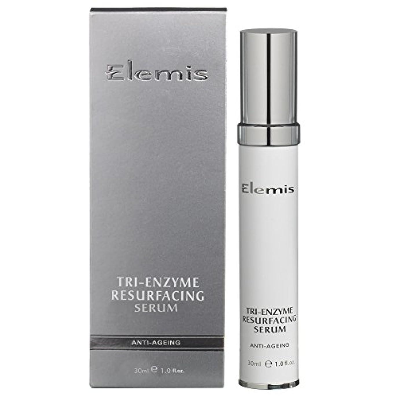 セールスマン危機法廷エレミストライ酵素リサーフェシング血清 (Elemis) - Elemis Tri-Enzyme Resurfacing Serum [並行輸入品]