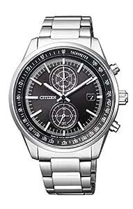 [シチズン] 腕時計 シチズン コレクション エコドライブ スマートスポーツクロノグラフ CA7030-97E メンズ シルバー