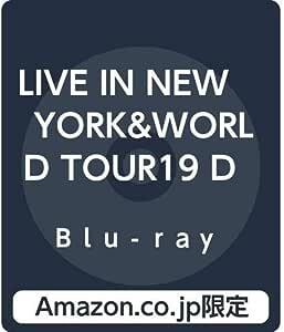 【Amazon.co.jp限定】LIVE IN NEW YORK&WORLD TOUR19 DOCUMENTARY  THE NINTH [99.999](Blu-ray)(三方背収納ケース付)