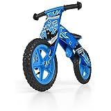 MILLY MALLY 木製バランスバイク フリップ ブルー