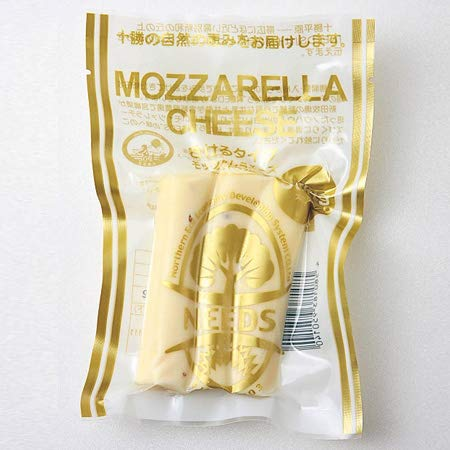 【十勝幕別チーズ工房】モッツァレラチーズ/割けるタイプ(ホワイトペッパー)70g 【産地NEEDS】