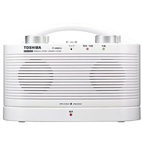東芝 ワイヤレススピーカーシステム TY-WSD10(W)