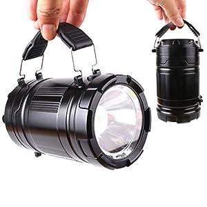 LEDランタン 懐中電灯2モード切替 明るい 携帯型 ポータブル テントライト 防水仕様 防災対策 登山 夜釣り ハイキング アウトドア キャンプ用 (1個セット)