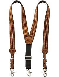 M & F Western ACCESSORY メンズ US サイズ: X-Large カラー: ブラウン