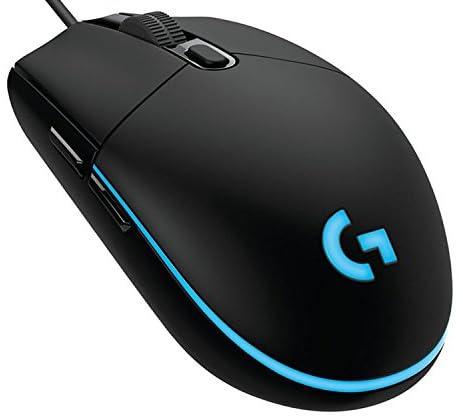 Logitech G102 PRODIGYゲーミングマウス オプティカル 6,000DPI, 16.8M Color LED Customizing, 6 Buttons -Bulk Package- [並行輸入品]
