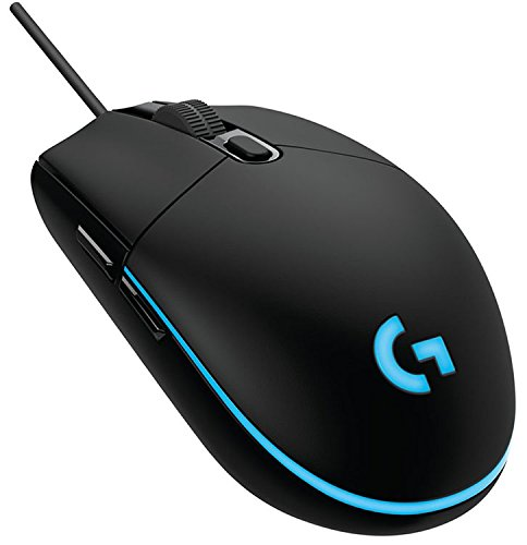 Logitech G102 IC PRODIGY 게이밍 마우스 optical 6,000DPI, 16.8M Color LED Customizing, 6 Buttons -Bulk Package- -G102 IC