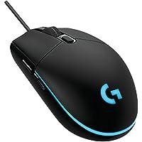 Logitech G102 IC PRODIGY ゲーミングマウス オプティカル 6,000DPI, 16.8M Color LED Customizing, 6 Buttons -Bulk Package- [並行輸入品]