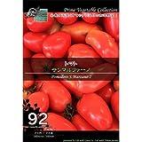[ 西洋野菜 種 ] トマト サン マルツァーノ