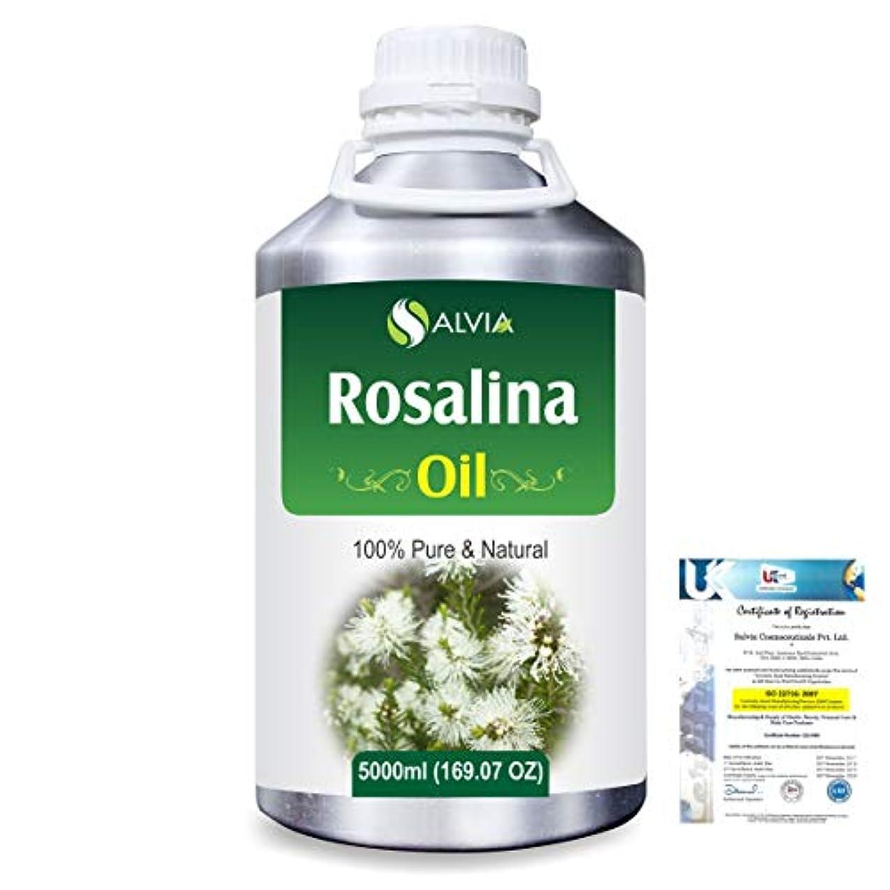 アクセル同意厚さRosalina (Melaleuca Ericifolia) 100% Natural Pure Essential Oil 5000ml/169fl.oz.